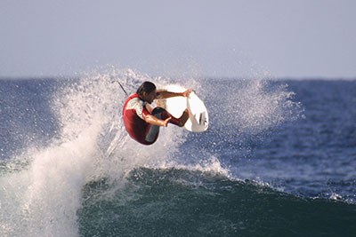 intermediate and advanced surfing lessons in lanzarote