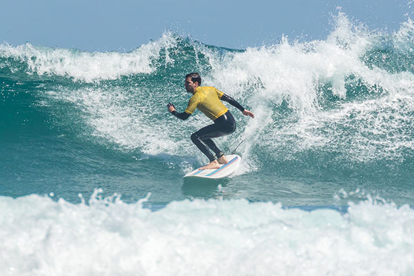 improve your surfing in lanzarote